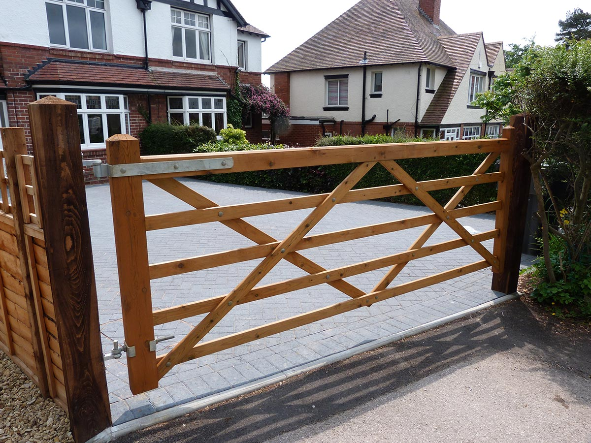 Fence Installers Solihull Timber Fencing Concrete Posts
