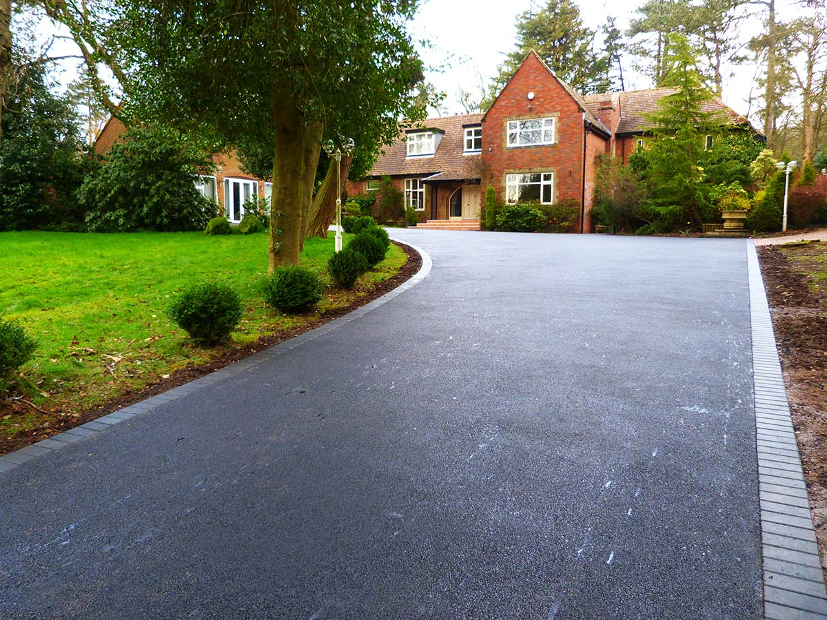 Driveway And Landscaping Gallery Penwood Drives Solihull