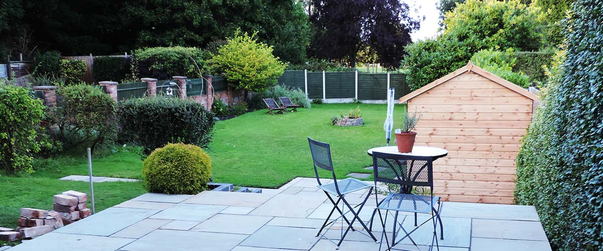 Garden Landscapers Solihull