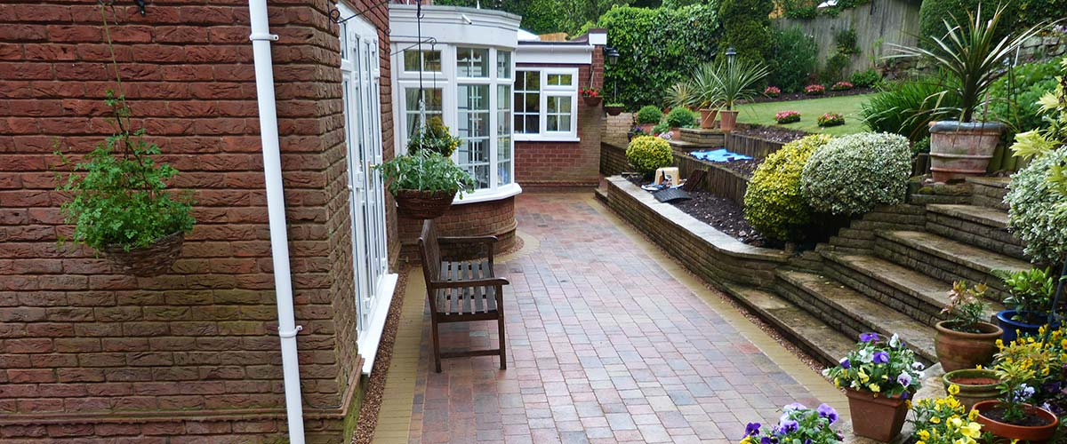 Garden Patio Installations
